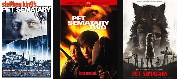 05 Cementerio De Animales 1989 Cementerio De Animales 2 1992 Cementerio De Animales 2019 La Hora Del Miedo Un Podcast De Cine De Terror